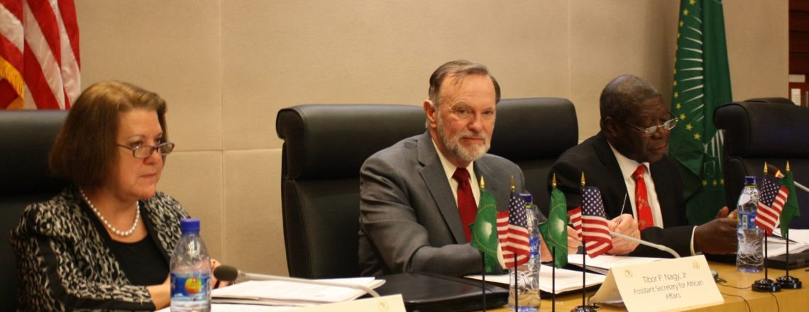 Opening Remarks of Assistant Secretary Nagy at the U.S. – AU High Level Dialogue